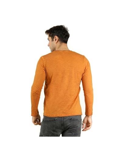 Phazz Brand Sweatshirt Oranj